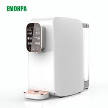 2020 bureau filtre à eau purificateur distributeur écran tactile contrôle pour miel eau lait thé eau bouillante