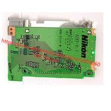 Для Nikon D700 CF кард-ридер слот для карты памяти PCB камера запасной блок Запасная часть