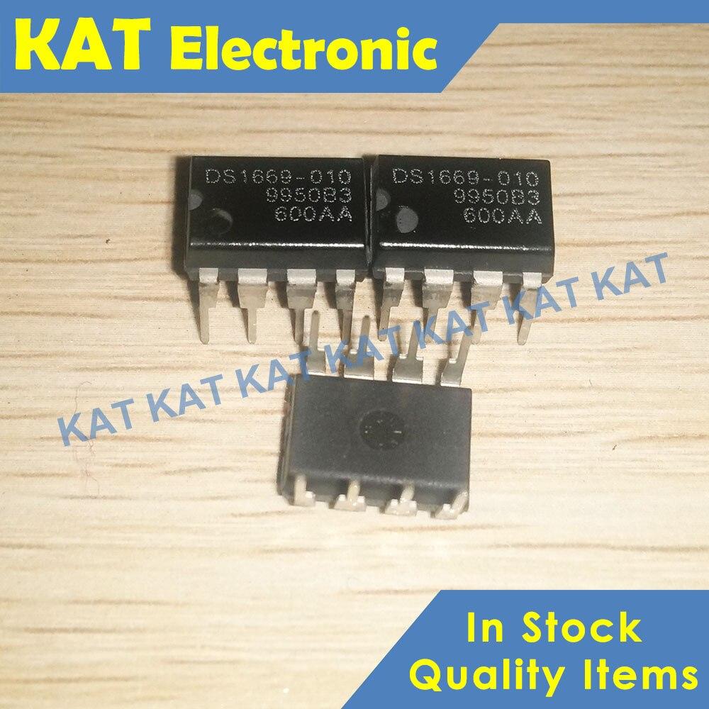 DS1669-010 DS1669 DS1669-100 DIP-8 DallastatTM Electronic Digital Rheostat