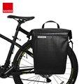 Sahoo 20L велосипедная Сумка водонепроницаемая переносная велосипедная сумка Pannier задняя стойка для заднего сиденья для багажника велосипедна...