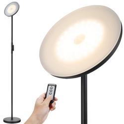 Pós-moderno led lâmpada de assoalho decoração criativa lâmpada de mesa para sala de estar quarto estudo em pé luminária decoração para casa