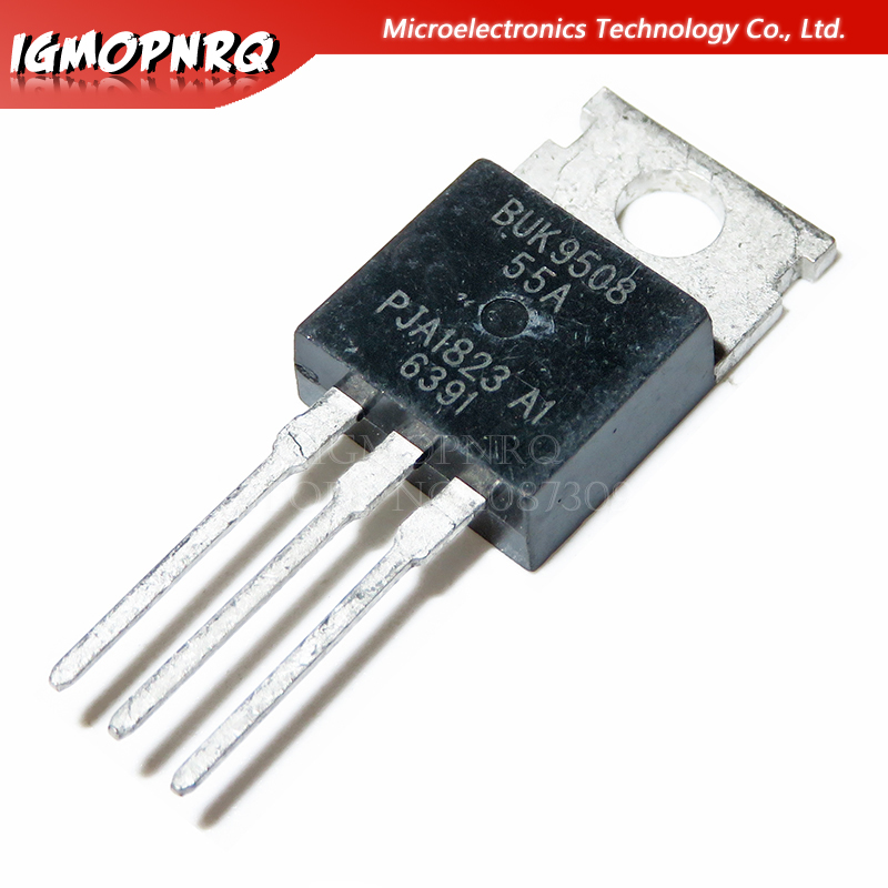 10pcs BUK9508-55A BUK9508 N-channel FET TO-220 New Original