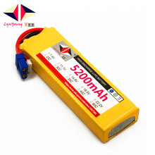 11.1V 5200mAh 3S 25C LYNYOUNG lipo battery AKKU RC Drones Helicopter airplane Car