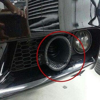ABS super racing wloty powietrza samochód turbo rura ssąca t-urbina rura wlotowa pasuje do Forester XT wersja amerykańska formy kwadratowe