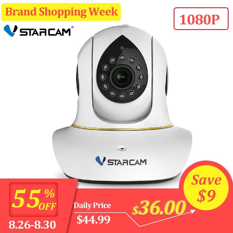 Vstarcam Ip-Camera Security-Internet C38S Full-Hd 1080P Wireless Night-Vision 2-Megapixel