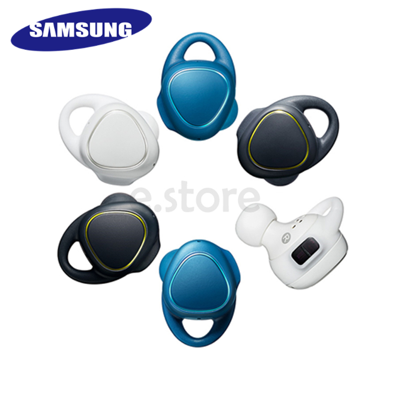 Original Samsung Gear IConX SM-R150 In-Ear Headset Earbuds Wireless Bluetooth Fitness Sport Earphone Charging Box For S9/S10/s20