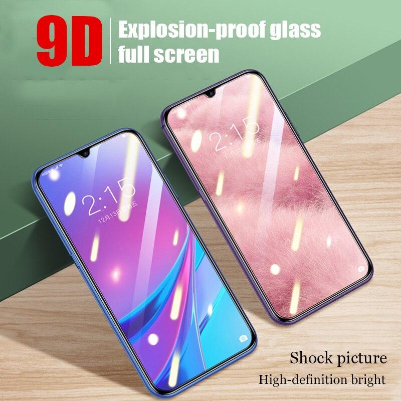 Защитное стекло с полным покрытием для Xiaomi Redmi 9C 9A 8A Pro 7A 6A, Защита экрана для Redmi 5A 4A 4X, переднее стекло с защитой от царапин