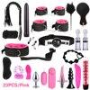 23pcs pink