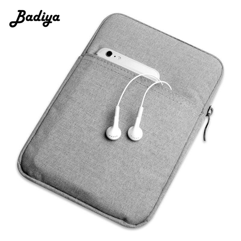 6 Inch Universal Ebook Bag For Kobo Clara Hd Case Pocketbook 558/KPW 958/KV1499 Kindle 2020 Cover E-reader Pouch Case Hot Sale