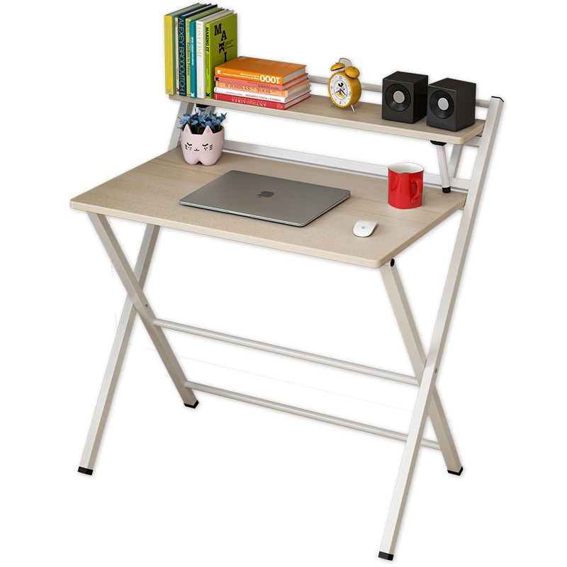 Computerized Desktop, Simple Foldable Desk, Writing  Bedroom, Student   Modern Household Small Table
