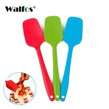 WALFOS 1 шт силиконовый скребок, силиконовый шпатель, силиконовый скребок для выпечки/кухонный скребок силиконовая форма, формы для выпечки
