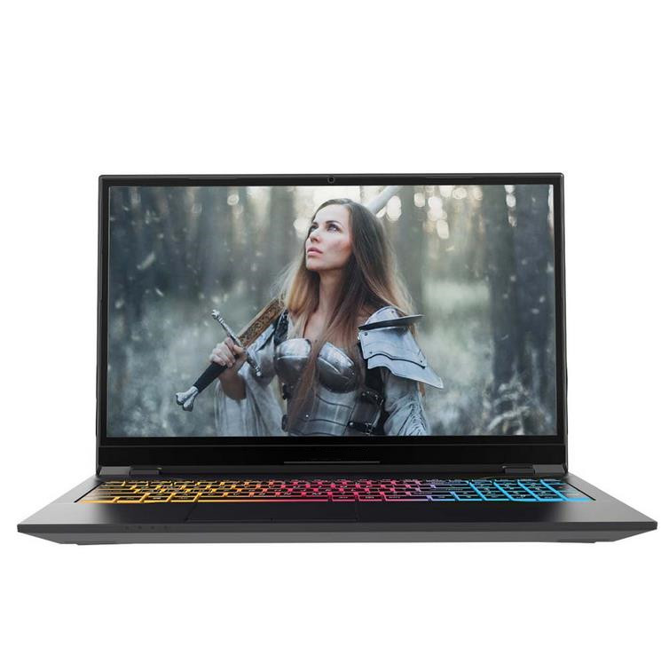 T-BOOK X9S Gaming Laptop 16.1 Inch Intel Pentium G5400 16GB DDR4 512GB GTX1050Ti Gaming Screen Full Color RGB Backlit Keyboard image