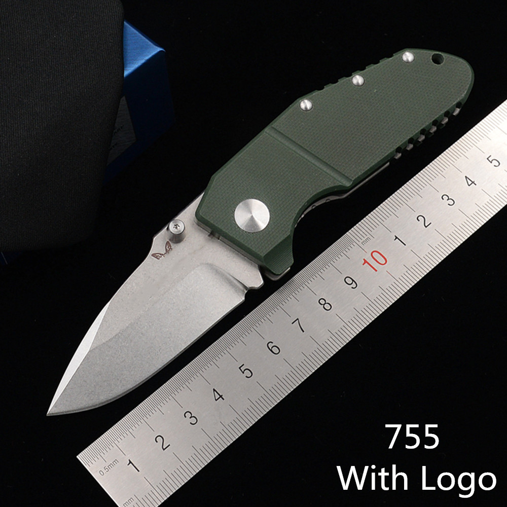 JUFULE Limit 755 Titanium G10 handle D2 Mark M390 Blade folding Pocket Survival EDC Tool Utility outdoor camping hunting <font><b>knife</b></font> image