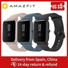 Amazfit Bip Lite Смарт-часы 45 дней Срок службы батареи 3ATM в соответствии со стандартом водонепроницаемости