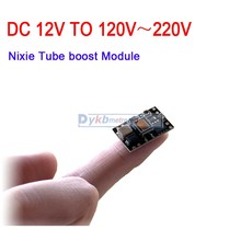Dc 3 V 16 v 5V 12v à 170V DC boost Module dalimentation haute tension pour Nixie Tube lueur horloge Tube Magic Eye 3.7V 3.2V
