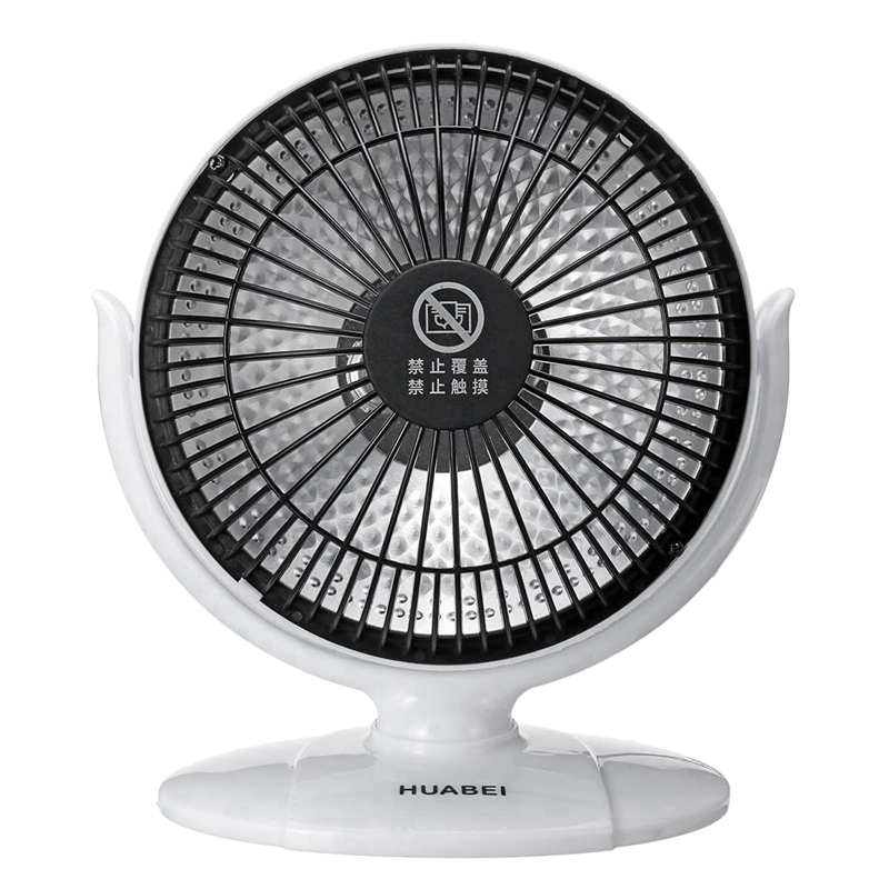 Mini Home Heater Infrared Portable Electric Air Heater Warm Fan Desktop For Winter Household Bathroom US Plug