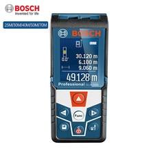 Bosch laser range finder 25/30/40/50/70 medidores eletrônico infravermelho volume sala régua instrumento de medição alta precisão