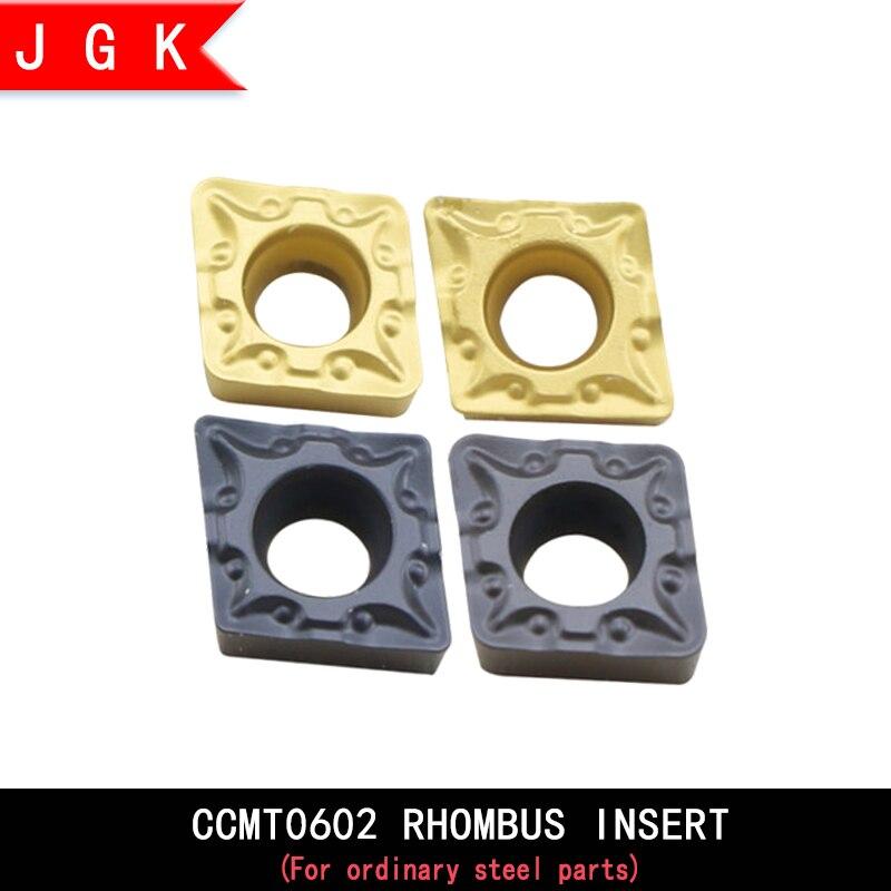High-quality CCMT Carbide CNC Turning Tool CCMT0602 CCMT060204 CCMT060208 Rhombus Insert For SCLCR SCLCR1616 SCLCR2020 Tool Rod