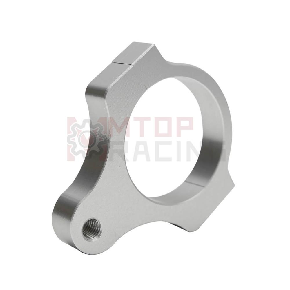 """2 PCs 50mm 2/""""  Capacitor Mounting Clamps Holder Brackets 48~54 mm"""