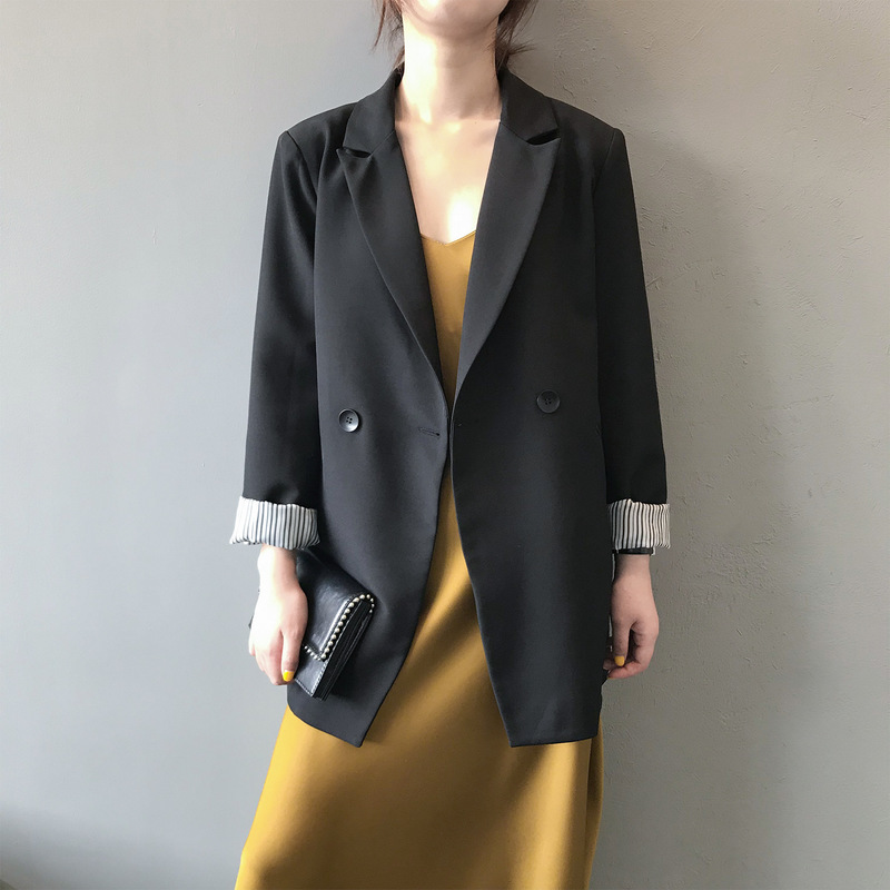 Fashion Autumn Winter Blazer Korean Style Suit Female Long Sleeve Women Clothes Blazer2019 New Women Blazers and Jackets Ladies