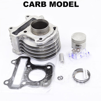 Motorcycle Cylinder Piston Ring Gasket Kit for Honda DIO GIORNO VISION TODAY 50 NCH50 NSC50 NCH50 NVS50  NSK50 EFI CARB MODEL