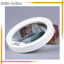 Portable Identification Jewellery Reading Magnifier 10x Pocket Magnify