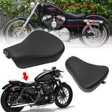 Pillow Motorcycle-Accessories Solo 883 Harley Sportster 1200 Seat-Cushion Driver