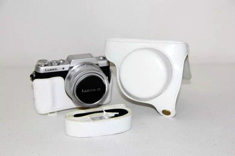 Caso Ligero De Hombro Cámara sin espejo para Panasonic Lumix Dc GX800 GH5 G9