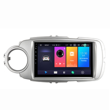 9  Android  2 DIN car multimedia player for Toyota Yaris 2012-2018 autoradio Car FM GPS navigation stereo radio 2 din car multimedia player 9 inch android 8 1 radio for mitsubishi pajero sport 2013 2018 gps navigation stereo