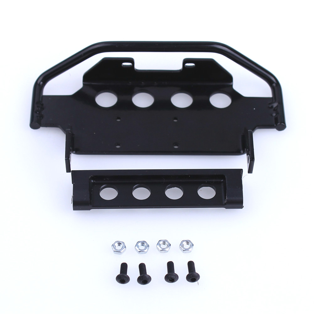 Metal Front Lower Bumper Under Bumper For Traxxas TRX6 G63 TRX4 G500 RC Crawler Car Replacement Parts
