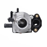Engine Cooling Thermostat Housing Cover for 25192228 & 2519 2228 For Chevrolet Cruze Trax Soni Tracker 55575048 55579951