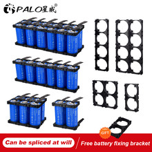 Palo Nieuwe 3.2V 32700 7200Mah LiFePO4 Batterij 35A Continue Afvoer Maximale 55A High Power Batterij + Nikkel Lakens