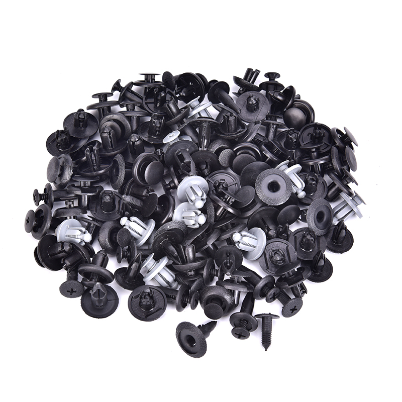 Hybrid Car Holder Fastener Rivet Push Pin Clamp 510PCS For Car Liner//Bumper//Door