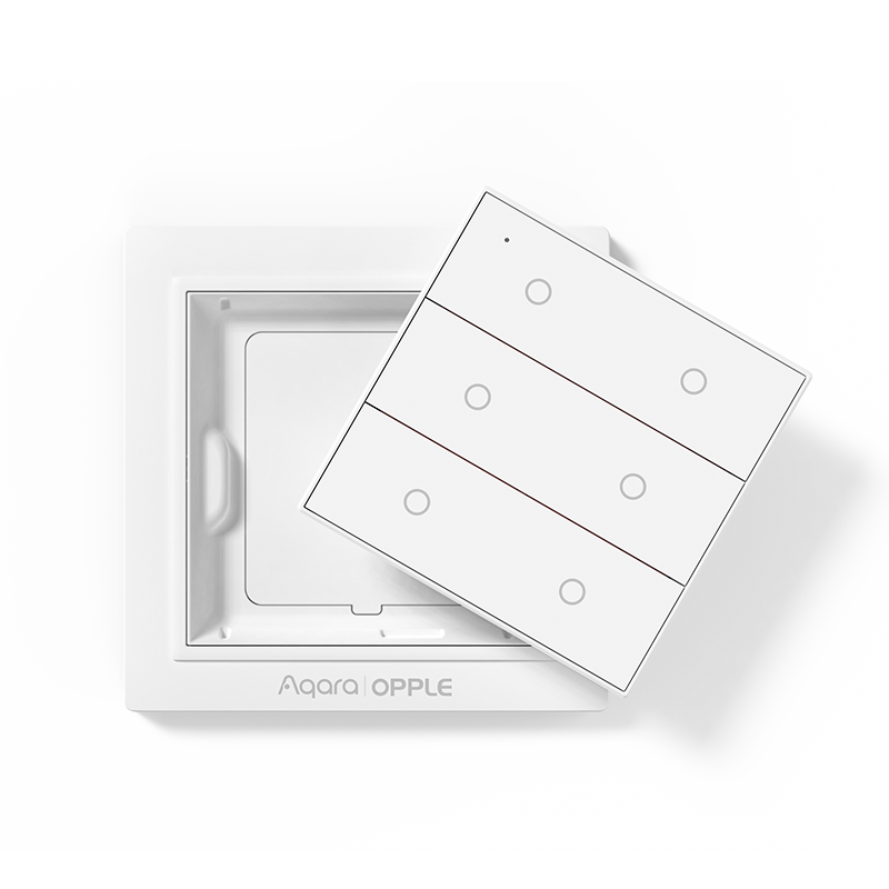 Big SaleÓSmart-Switch Aqara Smart-App-Control Mijia Apple Homekit Opple Wireless with Work Zigbee