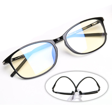 New Anti Blue Light Glasses Men Bluelight Radiation Women TR90 Computer Protection Gaming Glasses Blue Blocking UV Eyewear