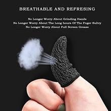 5 пар перчаток для пальцев рукава дышащие Пальцы игр защита