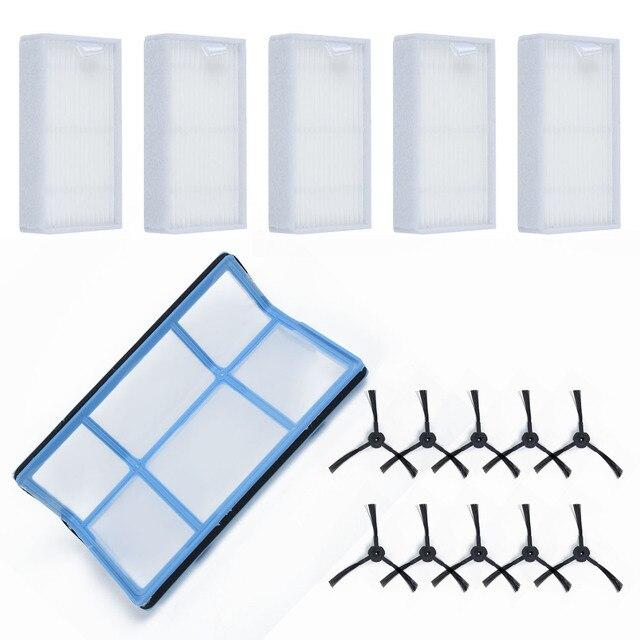 Kit daspirateur pour Medion MD 18500 /18600 /MD18501 filtre côté brosse balayeuse ménage outil de nettoyage accessoires