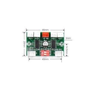 Image 4 - 4*3W PAM8403 4 Channels Mini Digital Audio Amplifier DIY Module USB 5V Small Stereo Amp Amplifier Board