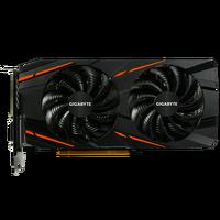 Used Original GIGABYTE Radeon AMD GA Rx 570 8G PC Gaming Graphic Video Card
