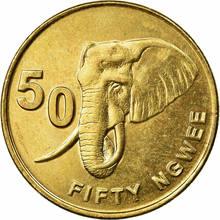 Zâmbia 50 egwee 2012 edição moedas áfrica original moeda edição colecionável real raro comemorativo