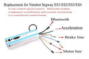 Image 5 - החלפה עבור Ninebot Segway ES1/ES2/ES3/ES4 קטנוע הופעל Bluetooth בקרת לוח מחוונים לוח