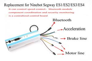 Image 5 - Replacement For Ninebot Segway ES1/ES2/ES3/ES4 Scooter Activated Bluetooth Dashboard Control Board