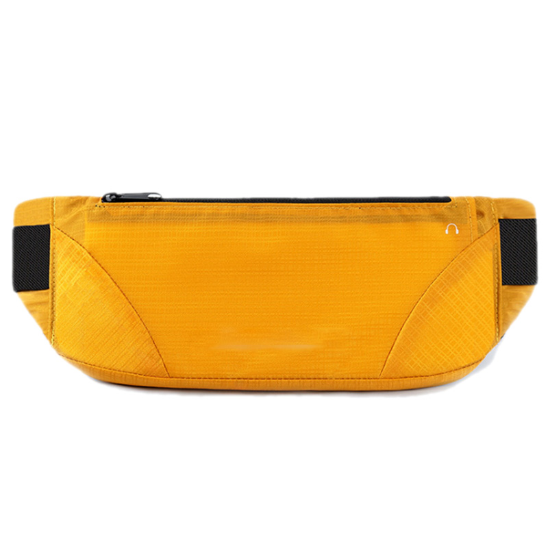 Fanny Pack Waterproof Money Belt Bag Men Purse Teenager'S Travel Sports Wallet Belt Male Waist Bags Cigarette Case For Phone