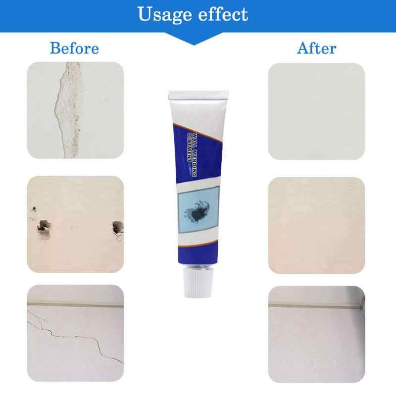Universal Magic Mending Ointment Sealant Walls Peeling Graffiti Gap Wall Repair Paste Cream Waterproof Instant Construction Tool
