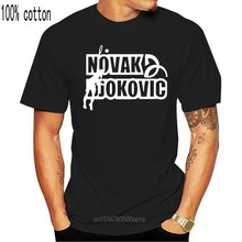 Novak Djokovic 2020 Australia Open Grand Slam Winner - T-Shirt Cool Casual Tee Shirt