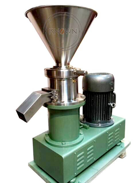 Multifunctional Stainless Steel Small Peanut Butter Grinder Peanut Butter Colloid Mill Machine