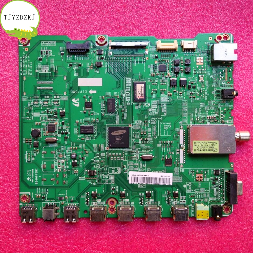 New Good Test For Samsung Mainboard UE46D5000PW UA46D5000 Motherboard BN41-01747A=BN41-01661B 01661A BN94-05523M BN94-04418U