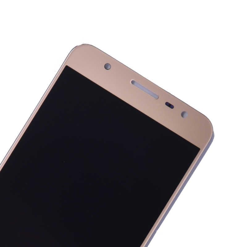 الأصلي 5.5 ''IPS HD شاشات lcd لسامسونج غالاكسي J7 Prime عرض G610 G610F محول الأرقام بشاشة تعمل بلمس عرض J7 Prime استبدال