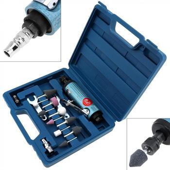 TORO 14 Piece Air Compressor Die Grinder Grinding Polish Stone Kit 1/4 Lowest Price Air Grinder Tool Tools Kits Pneumatic Tools