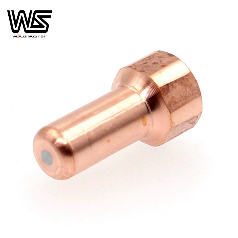 Torch Electrode 1 2mm Consumables 20pcs Plasma For Tip Nozzle PTM80 80 0mm 80 1 1 PTM Cutter IPT 3mm PT80